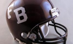 Flour Bluff Football Helmet