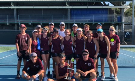 Hornet Tennis - Little State Champs
